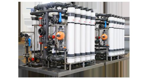 Hydrawater per l'Industria